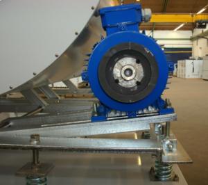 Double Elastic Anti Vibration System01