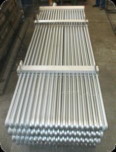 Heatexchanger Bundle Galv Steel