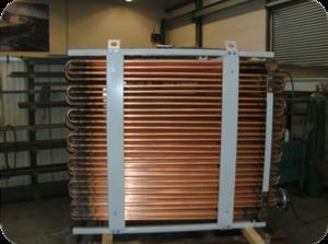 Heatexchanger Bundle copper